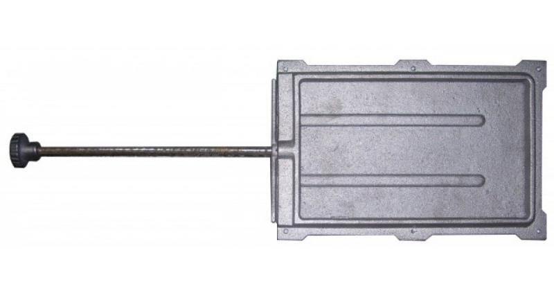 Задвижка печная 3В-8А (Р) 160*265