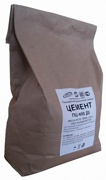 Цемент М 400 (5 кг)