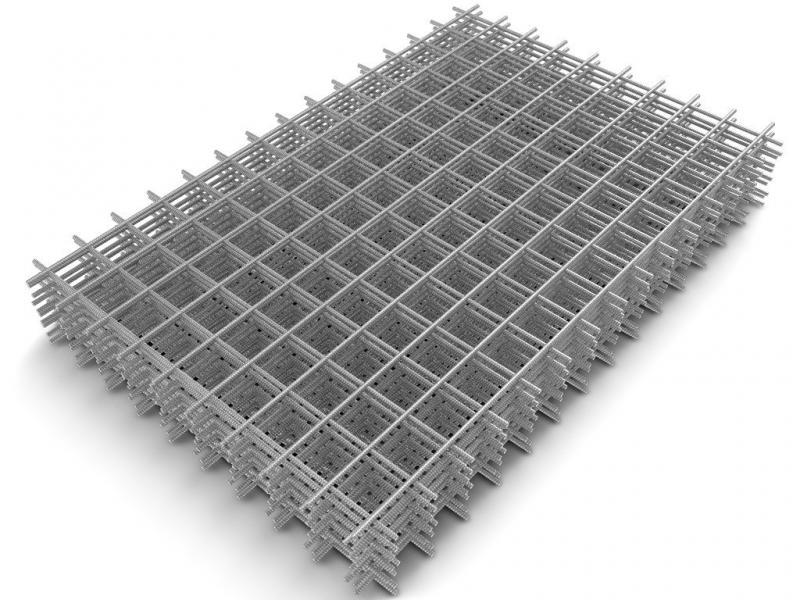 Сетка кладочная  50х50 1х2м. ф3