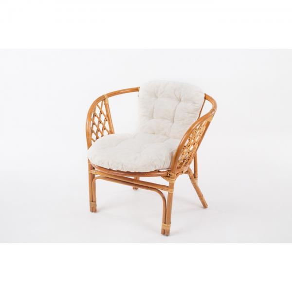 Кресло Бали ротанг (орех)