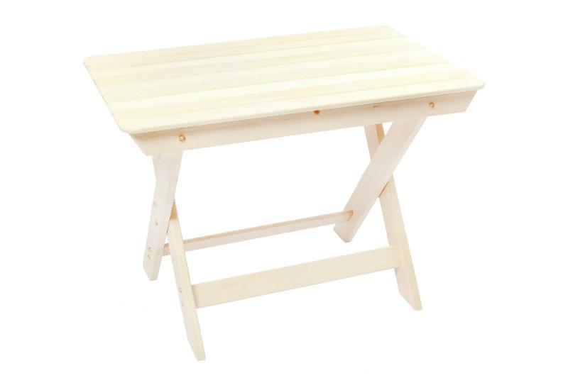 Стол раскладной 1,0 м (липа)