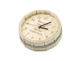 Часы Бочкас гравировкой (липа) D-300 ЛЮКС