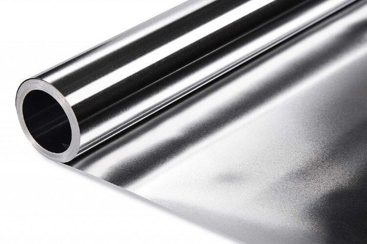 Фольга алюминиевая 12 м2 (100мкр)