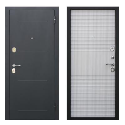 Дверь мет.  Гарда (7,5мм) Муар