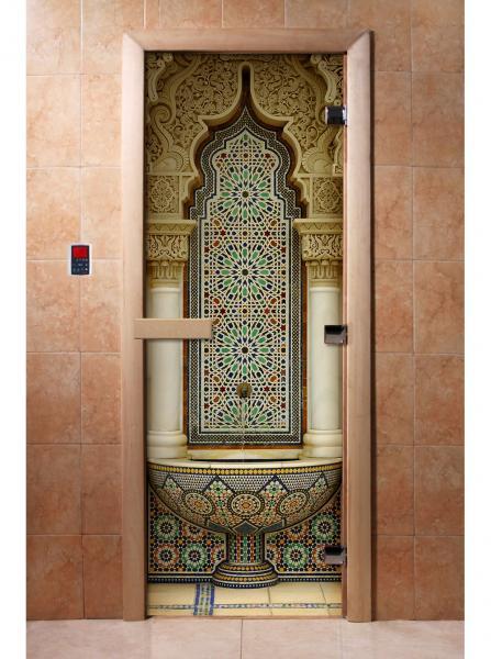 Дверь ФОТОПЕЧАТЬ А025 190*70 6мм,2петли