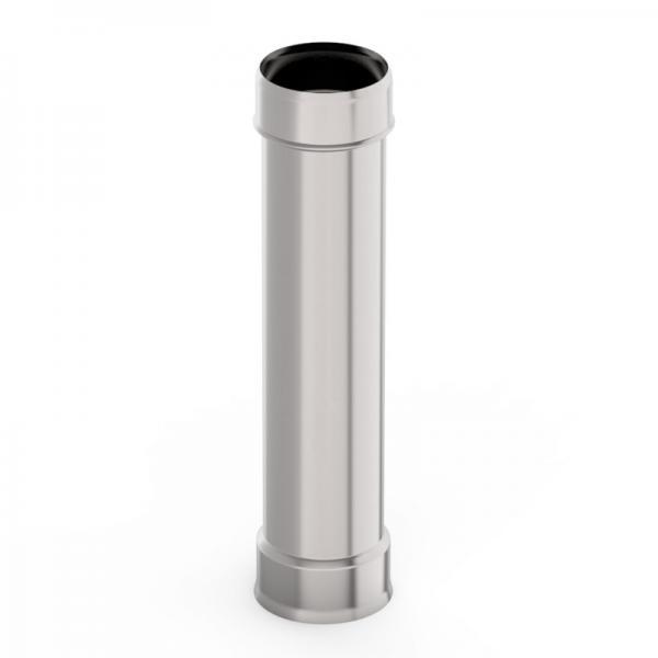 Труба 150-1м. (нерж 0,5 мм.)