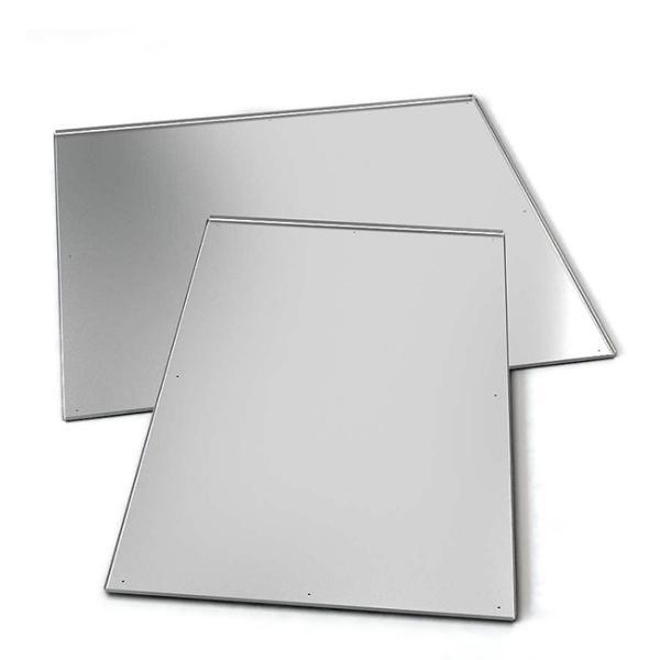Защитный экран 1000х600 (нерж 0,5мм)