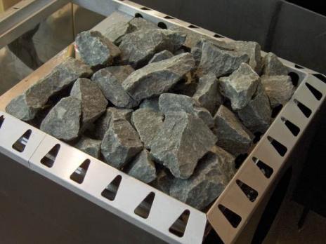 Камни габро-диабаз 20 кг.