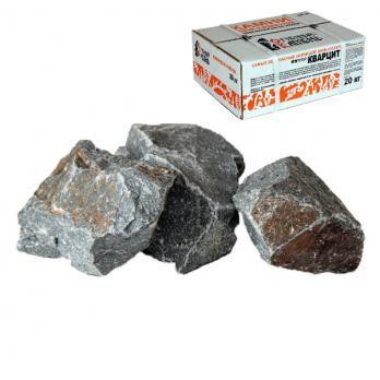 Камни кварцит 20 кг.
