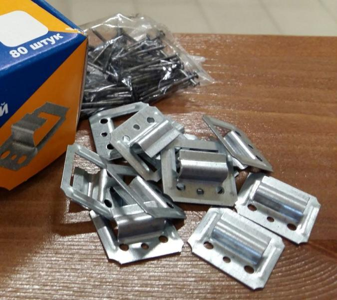 Кляймер 3 мм (100 шт.)