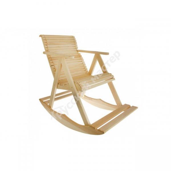 Кресло качалка (Л) (липа)