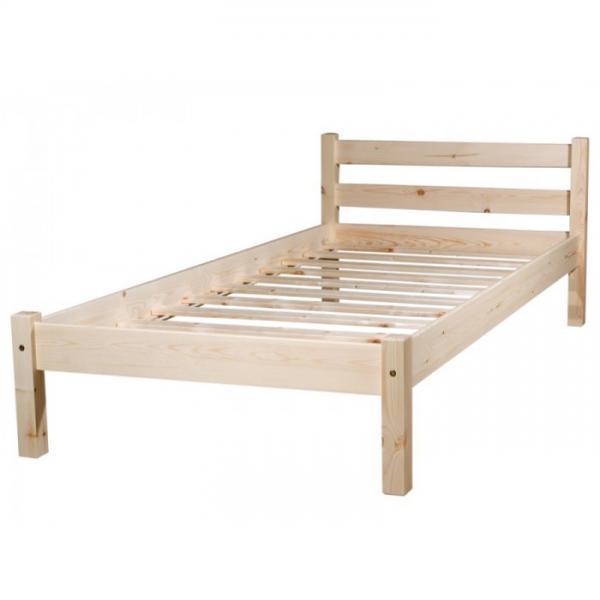 Кровать односпальная (ДЛК)