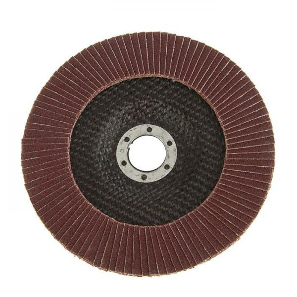 Круг лепестковый торцевой150х22мм (Р60)