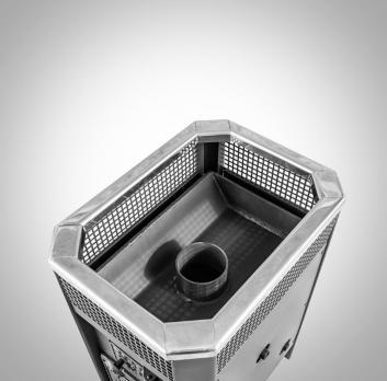 Печь Радуга банная ПБ-11Б