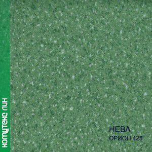 """Линолеум 35-425В/350.550 сорт 1 ПВХ 3,5м. """"Нева"""" вид А мод. Стандарт"""