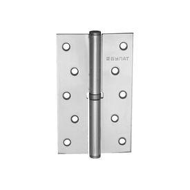 Набор петель дверных разъёмных 125х75х2,5мм правые (1ВВ) (набор 2шт), цвет