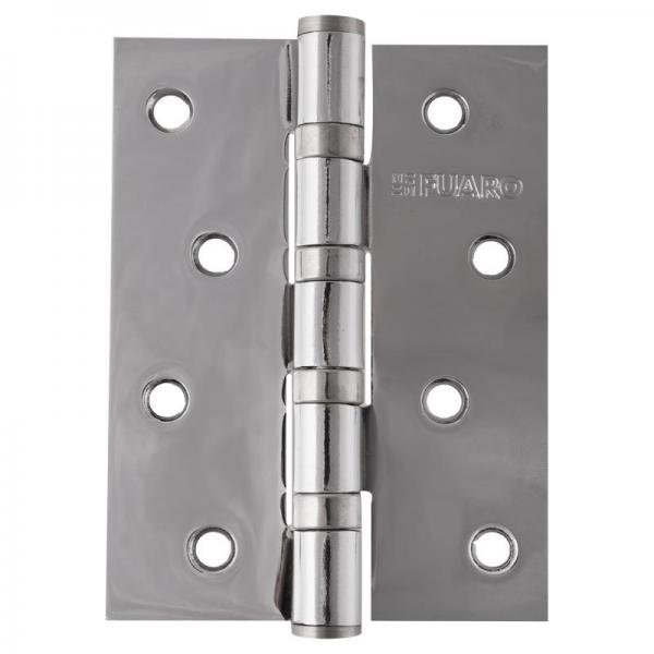 Набор петель дверных разъёмных100х75х2,5мм правые (1ВВ) (набор 2шт), цвет