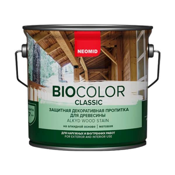 Неомид BIO COLOR CLASSIC бесцветный 2,7