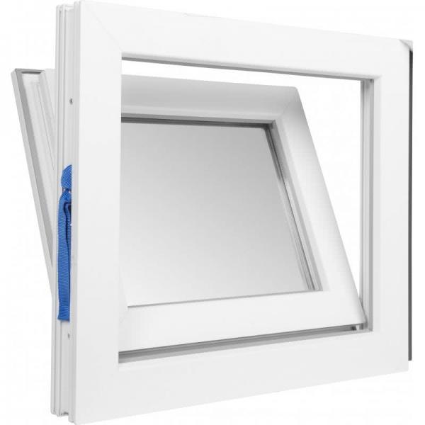Окно ПВХ  580*700 стеклопакет