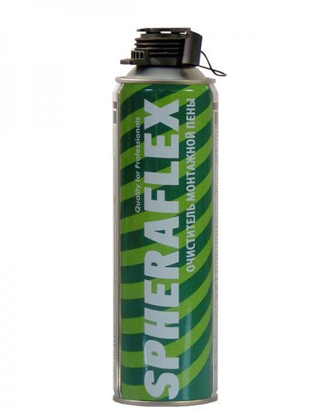 Очиститель монтажной пены SPHERAFLEX 500 мл