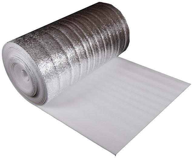 Подложка металлизир. 10 мм. (шир 1,2 м)