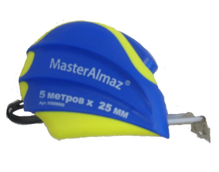 Рулетка Мастер-алмаз 5м*19 мм