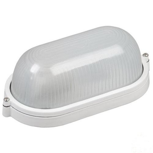 Светильник 1401НПП малый овал белый