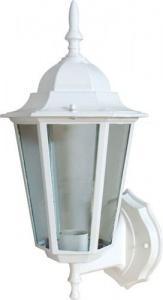 Светильник садовый 6101 настенный  белый