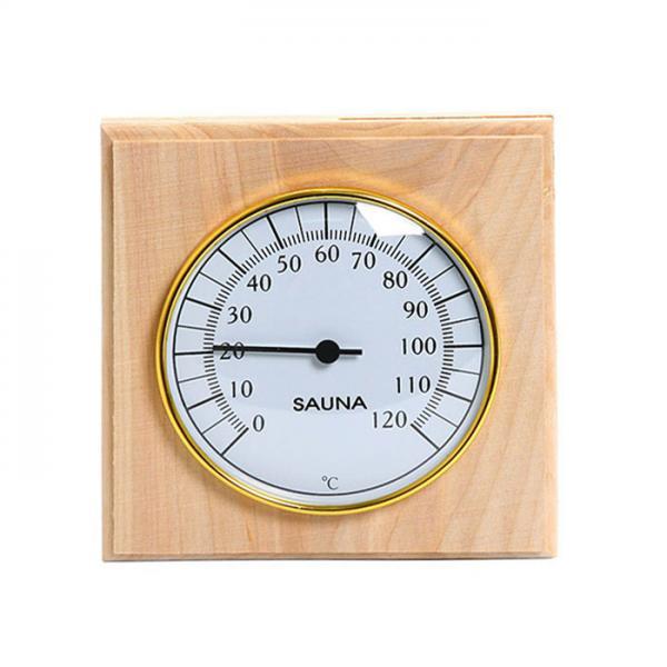 Термометр для бани и сауны биметаллический СБТ, уп.картон (Р)