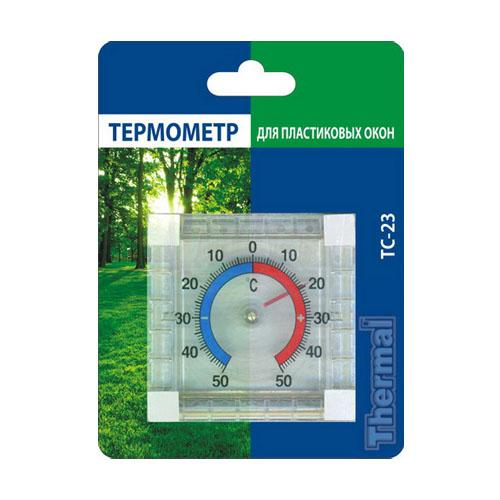 Термометр для пласт. окон ТС-22