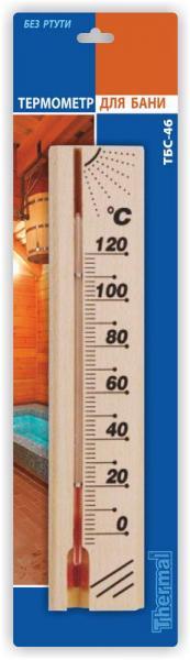 Термометр для сауны ТБС-46
