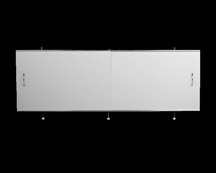 Экран под ванну пластик (метал. каркас) 1,5м