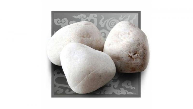 """Камни кварц """"Княжеский шлифованный"""" 10 кг."""