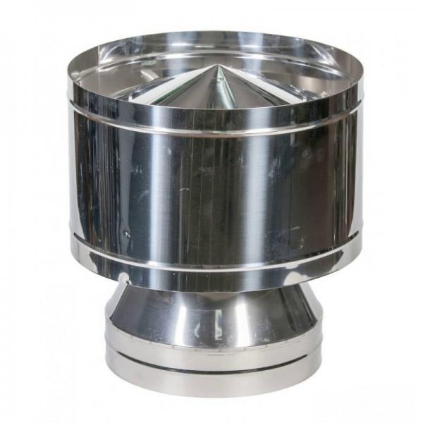 Оголовок-дефлектор 115/200 нж 0,5мм