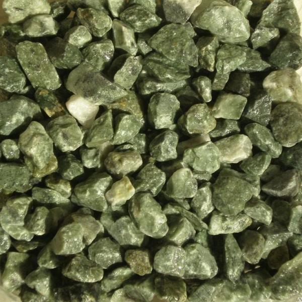 Камни Серпинтинит мал. фракция 20 кг.