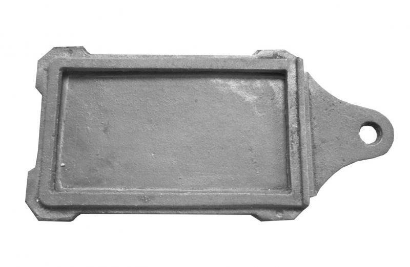 Задвижка печная 3В-3У 420*210