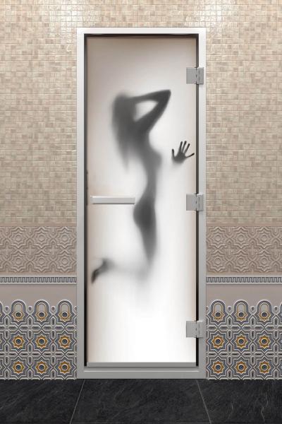 Дверь «Хамам Фотопечать»