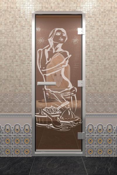 Дверь «Хамам Искушение Бронза»