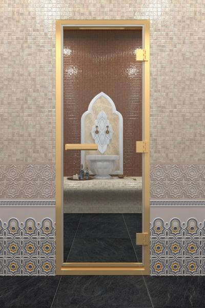 Дверь «Хамам в Золотом Профиле»